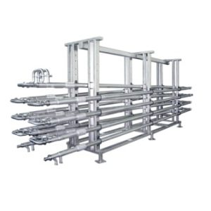 sanitary heat exchanger